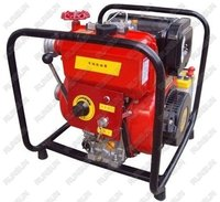 13.0 Hp Air Cooled Portable Diesel Fire Pumps