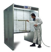 Portable Spray Booths