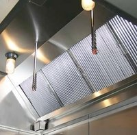 Commercial Kitchen Ventilation Hoods