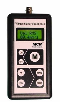 Vibation Meter(Vib-30 Plus)