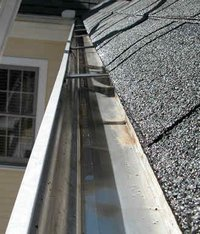 Roof Gutter