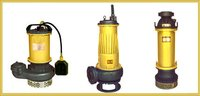 Submersible Dewatering And Sewage Pump