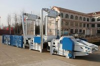 Cotton Waste Recycling Machine Sxk-260b-4