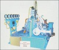 Steam Turbines 1020 Kwe Extr.-Bpt