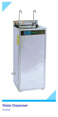 Stainless Steel Cold Drinking Dispenser
