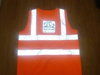 Safety Fluorescent Jacket