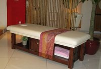 Solid Wood Massage Bed