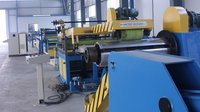 Steel Coil Flying Shear Cut To Length Line