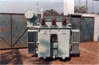 Distribution Transformer Rental/Hiring Service