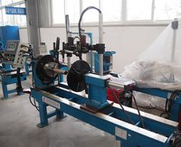 Automatic Circular Seam Welding Machine