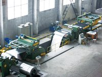 Cnc Decoiler Shearing Machine Line