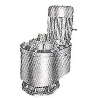 Hollow Shaft Gear Motor