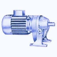 Helical Inline Geared Motors
