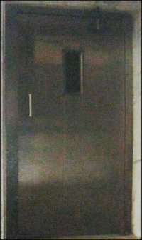 Steel Swing Door
