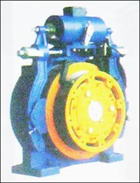 Mrl Gearless Machines (Type A)