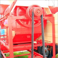Double Shaft Multicrop Thresher