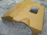 FRP Machine Cover