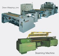 Draw Warping Machine