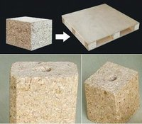 Wood Chip Blocks