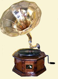 Gramophone Eight Corner