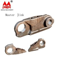 Bulldozer Track Loose Link D155