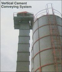 Vertical Cement Conveying System