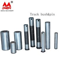 Bulldozer And Excavator Track Bushing Pin Sh200