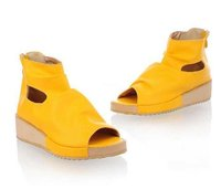 Dashion Leisure Cool Boots Z-WLY106 Yellow