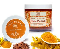 Ayurvedic Pure Lightening Skin Polish with Sandal Turmeric
