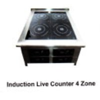 Induction Stove (4 Zone)