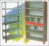 Simple Enclosed & Pigeon Hole Racks