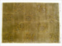 Indo Tibetan Wool Silk Carpet