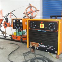 Sub Arc Welding Machinery