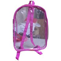 Transparent School Bags