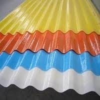 FRP Fibre Corrugated Sheets