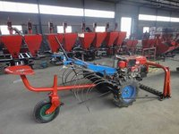 101-3 Mower With Rake
