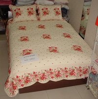 Quilted Duvet Cover Set