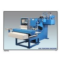 Cnc Plate Punching Machines