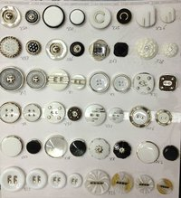 Designer Shirt Buttons