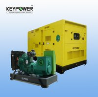 Diesel Generator Power By Isuzu