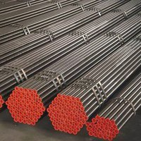 ASTM Seamless Steel Pipes Cold Black Paint
