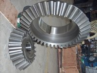 Cone Crusher Big Bevel Gear Set