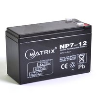 Sealed Rechargeable Battery (NP7-12)