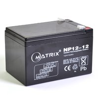 Sealed Rechargeable Battery (12V 12AH)