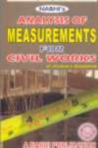 Analysis Of Measurement For Civil Works ( English )
