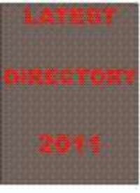 Directory Of Central Government Officials 2012 ( English )