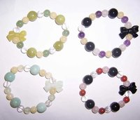 Gemstone Bracelets