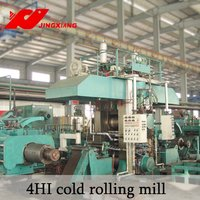 Automatic Reversible Cold Rolling Mill