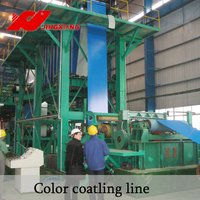 Comercial Colour Coating Lines