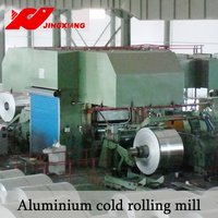 Industrial Aluminum Cold Rolling Mill